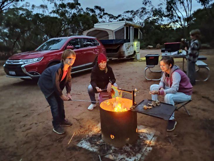 Boondi Rock Camping