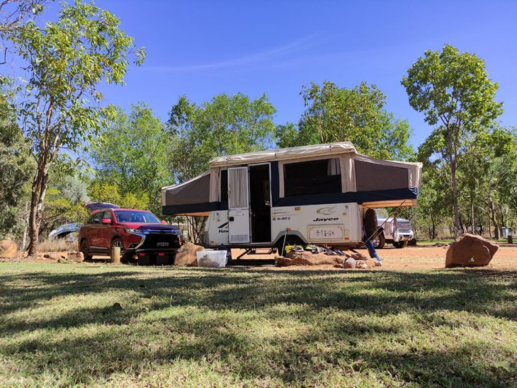 Edith Falls Campground