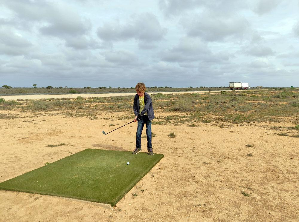 Nullabor Golf Course